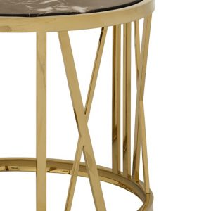 Baccarat side table 2 Eichholtz