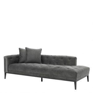 Cesare lounge sofa left Eichholtz