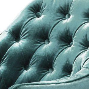 Cyrus chair green 4 Eichholtz
