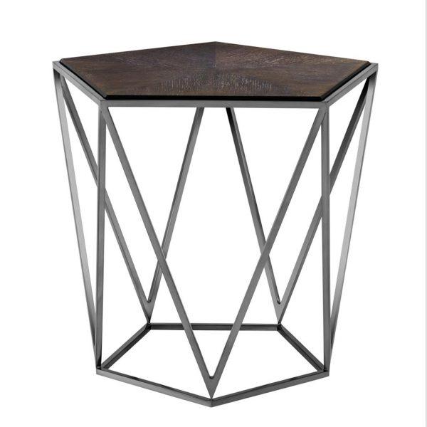 Pentagon side table  Eichholtz