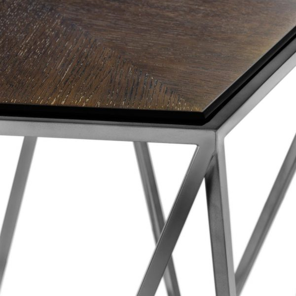 Pentagon side table 2 Eichholtz