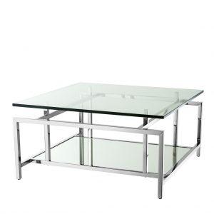 Superia coffee table steel Eichholtz