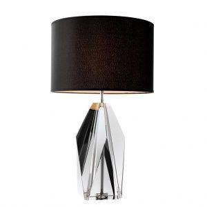 Table Lamp Setai silver Eichholtz
