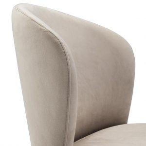 Volante dining chair beige 4 Eichholtz