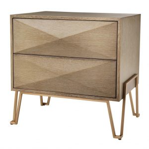 highland bedside table eichholtz