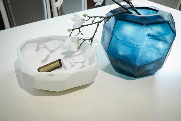 guaxs cubistic opal indigo blue