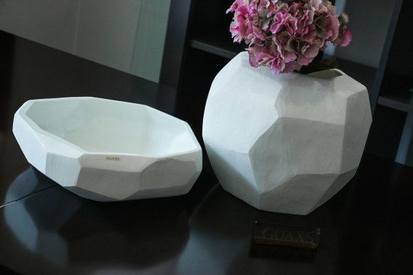 guaxs cubitic opal white