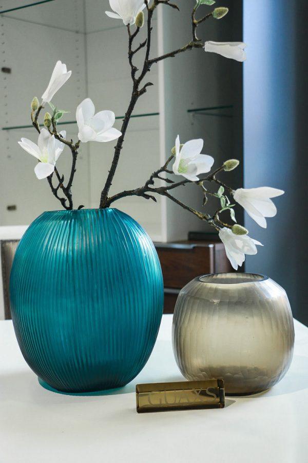 guaxs vase glass