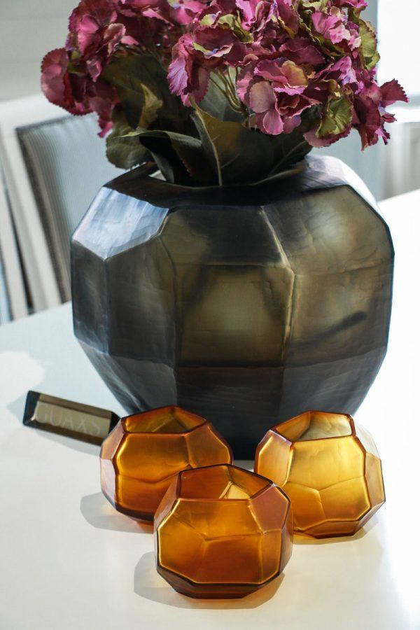 guaxs cubistic tealight gold