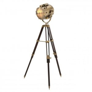 ATLANTIC BRASS Floor Lamp EICHHOLTZ
