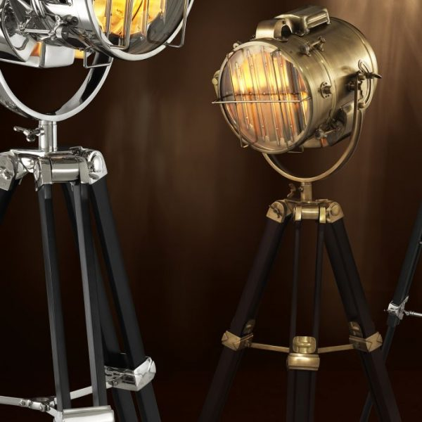 ATLANTIC BRASS Lamp EICHHOLTZ