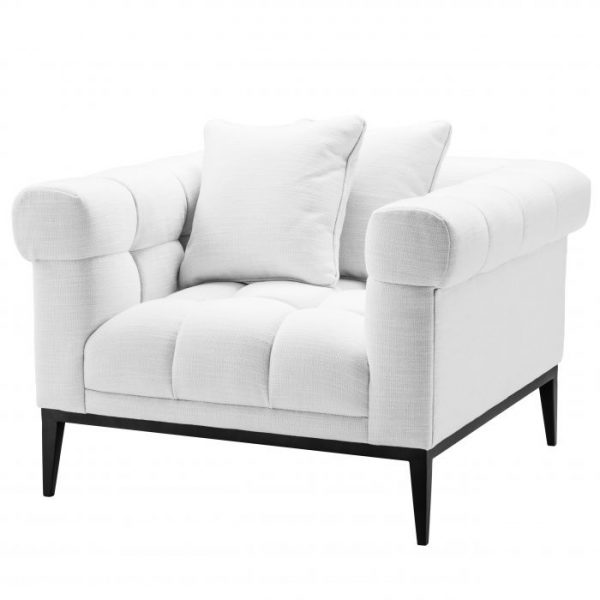 AURELIO AVALON WHITE Chair EICHHOLTZ