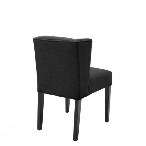 BOCA RATON BLACK chair EICHHOLTZ