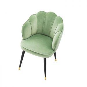 BRISTOL Dining chair PISTACHE GREEN EICHHOLTZ