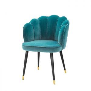 BRISTOL SEA GREEN Dining chair EICHHOLTZ