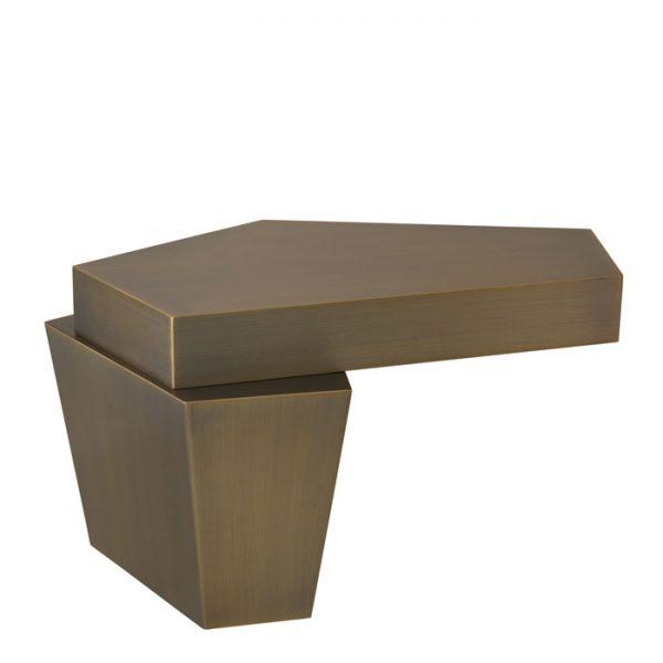 CALABASAS Coffee table brass Eichholtz