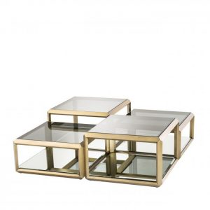 CALLUM Coffee table Eichholtz