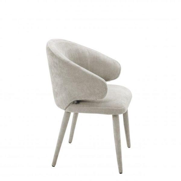 CARDINALE chair sand EICHHOLTZ