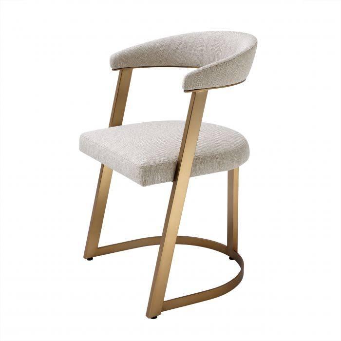 Dexter Brass Dining Chair Eichholtz Fmdesign Elements
