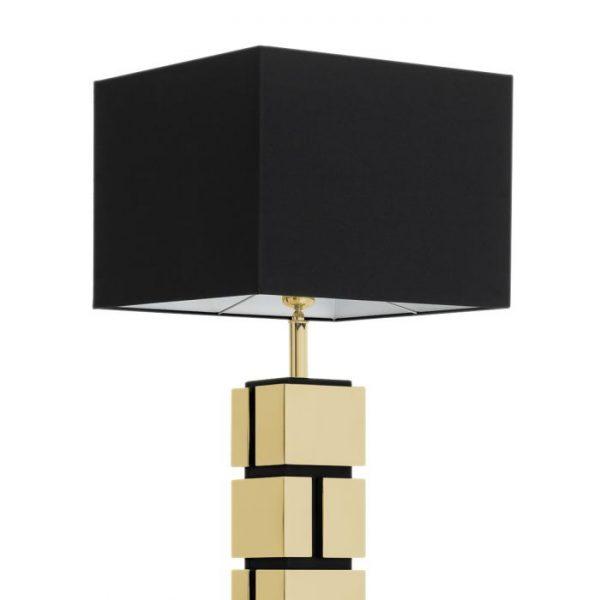 REYNAUD Floor Lamp black gold EICHHOLTZ