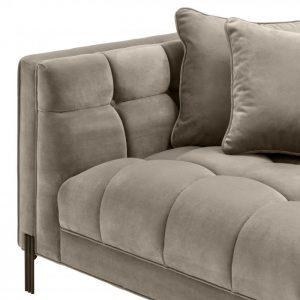 SIENNA GREIGE Sofa detail EICHHOLTZ