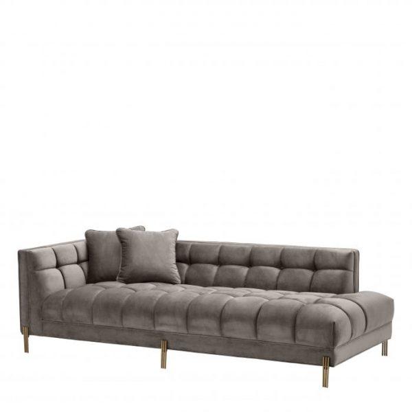 SIENNA GREY LEFT Sofa EICHHOLTZ