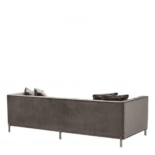 SIENNA GREY sofa back EICHHOLTZ