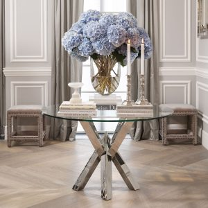 elegant TRIUMPH table Eichholtz