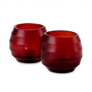 Belly red tealights Guaxs