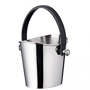 GILBERT Ice Bucket Black H23 2 Edzard