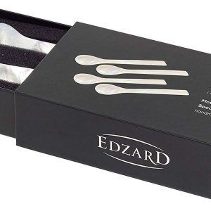 MOTHER OF PEARL Eggspoons Edzard