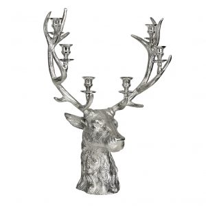 REINDEER-Candle-Holder h65-EDZARD-11