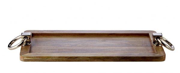 REINDEER Wood tray Edzard