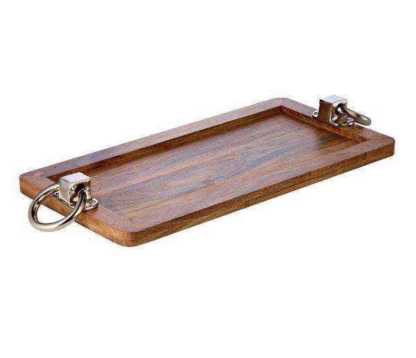 reindeer tray wood edzard