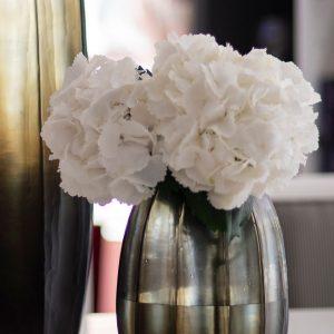 Designer vase GUAXS koonam smokegrey