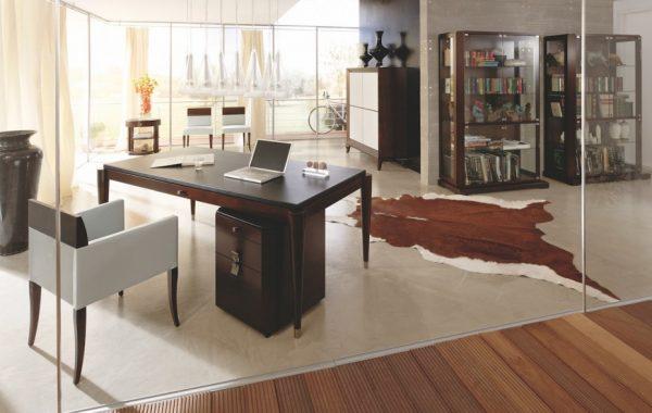 Elegant Home Office desk DOWNTOWN SELVA