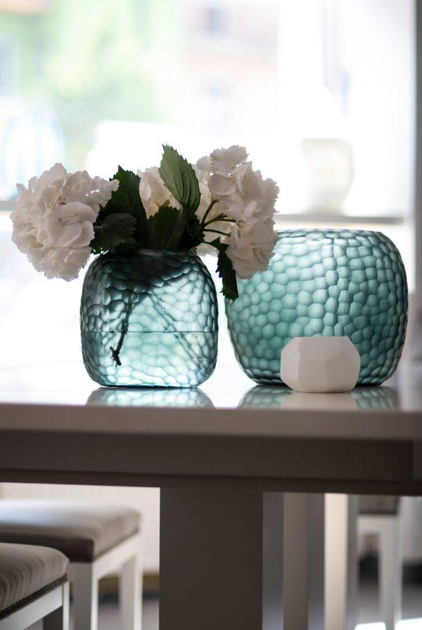 GUAXS somba vase oceanblue indigo large medium