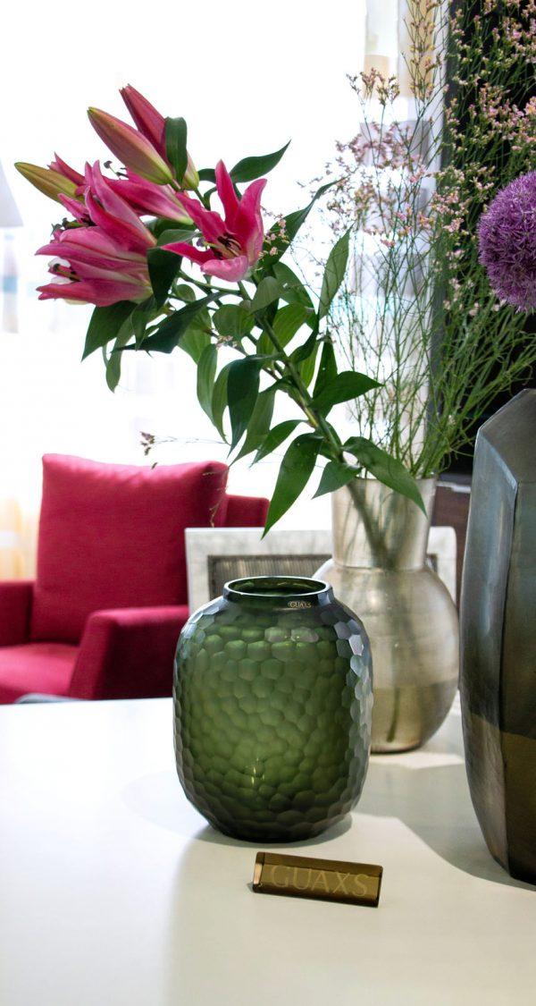 GUAXS vasen bambola steelgrey green