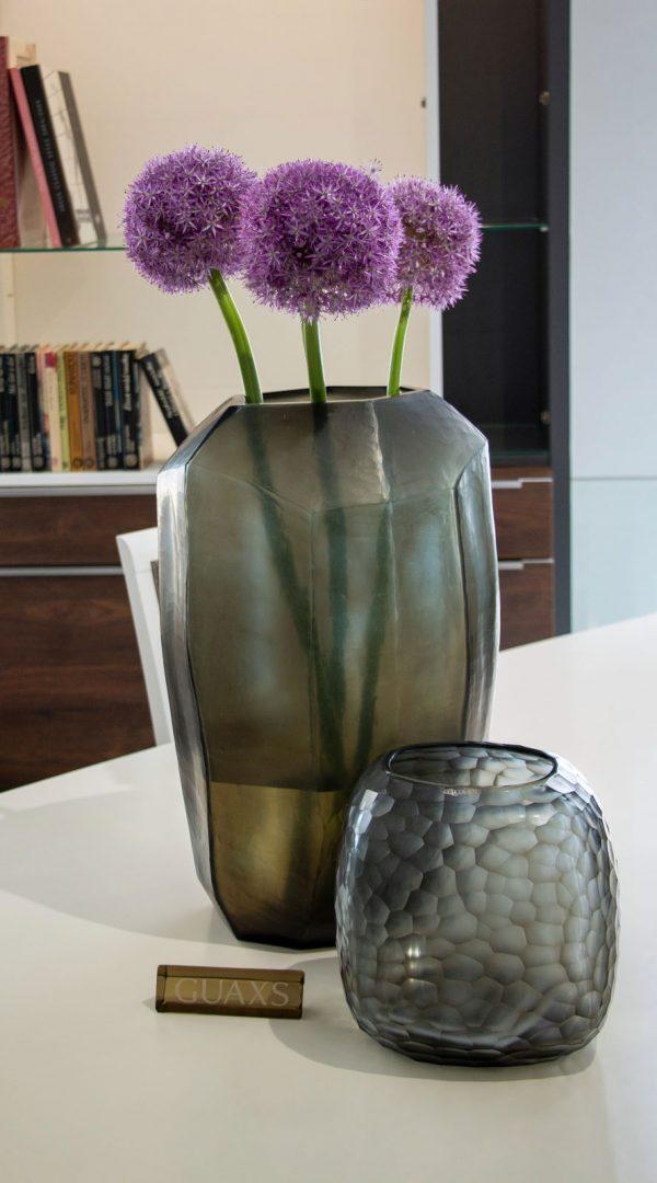 GUAXS home décor cubistic smokegrey somba