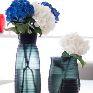 GUAXS luxury vase mathura indigo