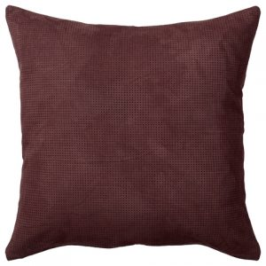 AYTM puncta cushion bordeaux