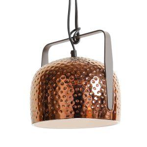 Bag bronze texture large-SE154 BR INT-Karman
