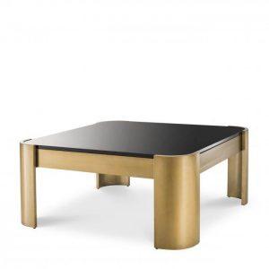 COFFEE TABLE COURRIER brass Eichholtz_