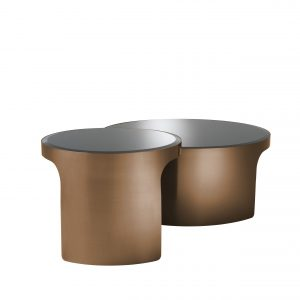 COFFEE TABLE PIEMONTE SET OF 2 copper Eichholtz_3