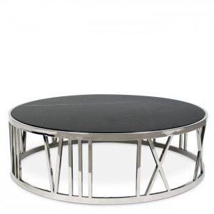 COFFEE TABLE ROMAN FIGURES steel Eichholtz