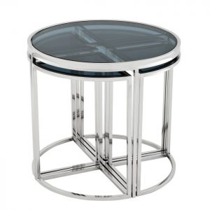 SIDE TABLE VICENZA steel Eichholtz_2