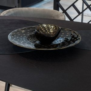 CDO-17269 Balloton bowl 2 black-gold