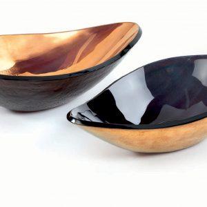 RM-OVOCIMA-OVOBAIXO_Bowl_ovo_bronze_para_cima-para_baixo__by_Regina_Medeiros