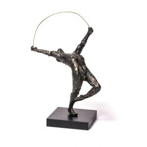 Ribbon dancer by Jacques Vanroose GARDECO GND-GA271