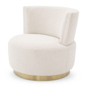 ALONSO SWIVEL CHAIR Eichholtz 114659-1